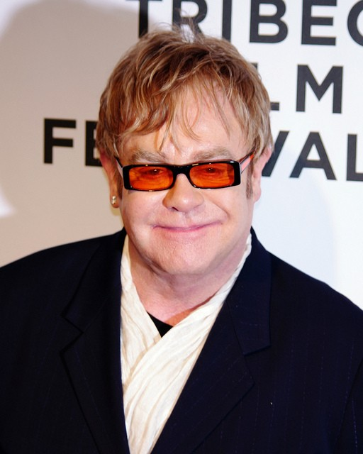 Elton John Condemns Homophobia During Concert in Russia