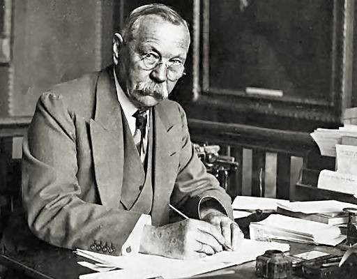 Happy birthday Sir Arthur Conan Doyle