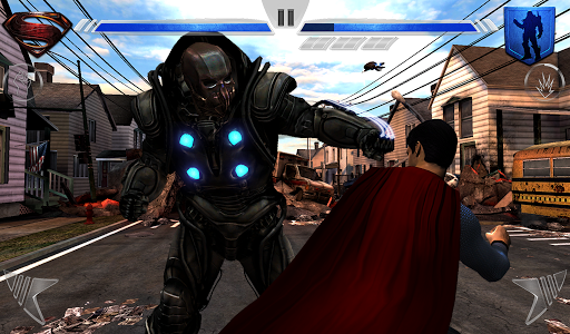 Man of Steel official game