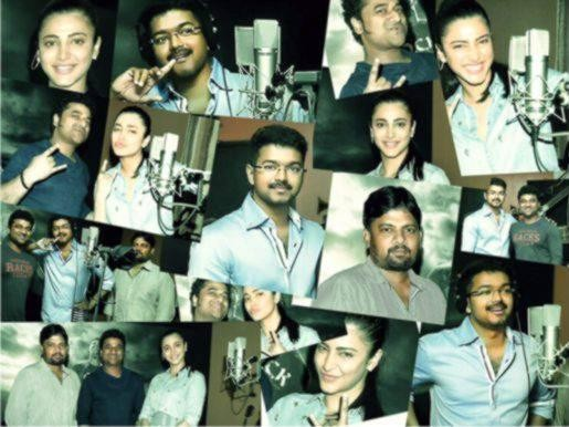 'Puli' Song Teaser Release