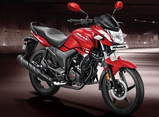 2015 Hero Hunk facelift