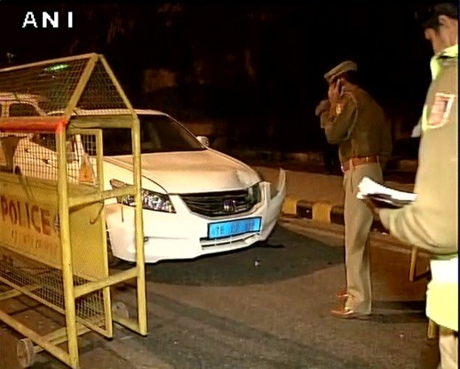 Russian diplomat rams car, punches cop in Delhi