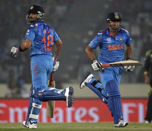 Raina returns for T20 series against South Africa