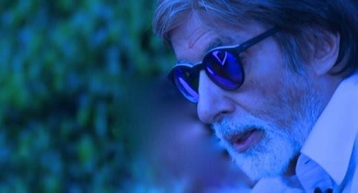 Amitabh Bachchan,Megastar Amitabh Bachchan,Eve,Shoojit Sircar,Amitabh Bachchan begins 'Eve' shoot in Delhi,Eve shoot in Delhi,Eve shooting in Delhi