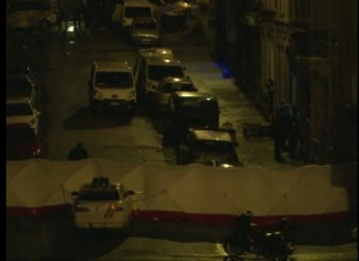 Belgium anti-terror raids