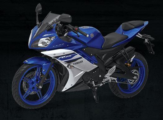 2016 Yamaha R15