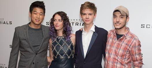 'Maze Runner: The Scorch Trials' cast