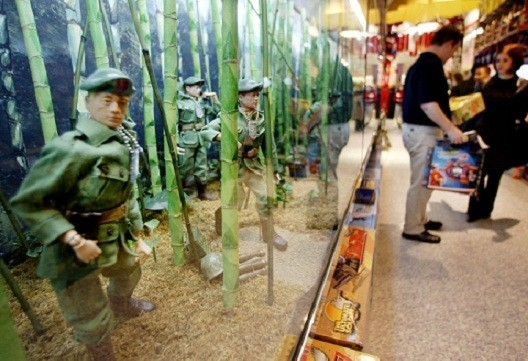 Happy Birthday G.I.Joe,first action toy turns 50/Reuters