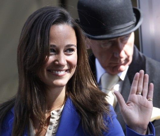 Meghan Markle Arrives at Kensington Palace Ahead of Pippa Middleton's Wedding