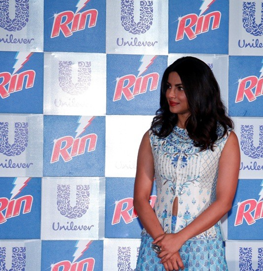 Priyanka Chopra,RIN - Jai Gangaajal Anthem,Jai Gangaajal Anthem,Stunning actress Priyanka Chopra,Priyanka Chopra latest pics,Priyanka Chopra latest images,Priyanka Chopra latest photos,Priyanka Chopra latest stills,Priyanka Chopra latest pictures