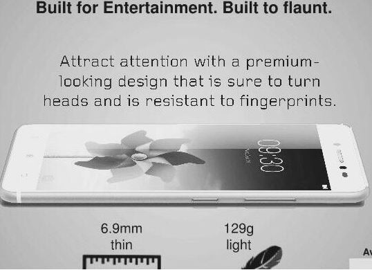 Apple iPhone 6 Clone Lenovo Sisley S90 Released in India; Price, Specifications