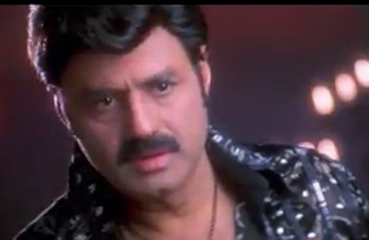 Balakrishna (screenshot from Okka Magadu/YouTube)