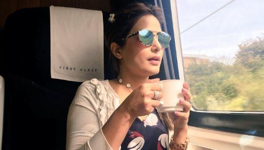 Yeh Rishta Kya Kehlata Hai: Hina Khan to stop shooting from October 2? Pictured: Hina Khan