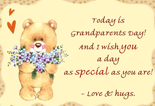 Happy Grandparents' Day