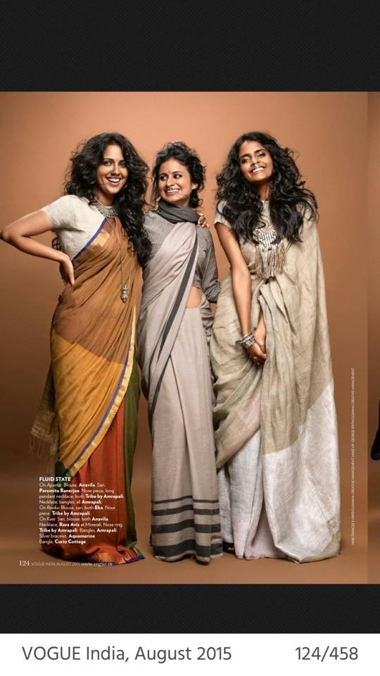 Aparna nair,aparna nair in vogue india,vogue india,vogue india photoshoot,fashion magazine,cover girls of august