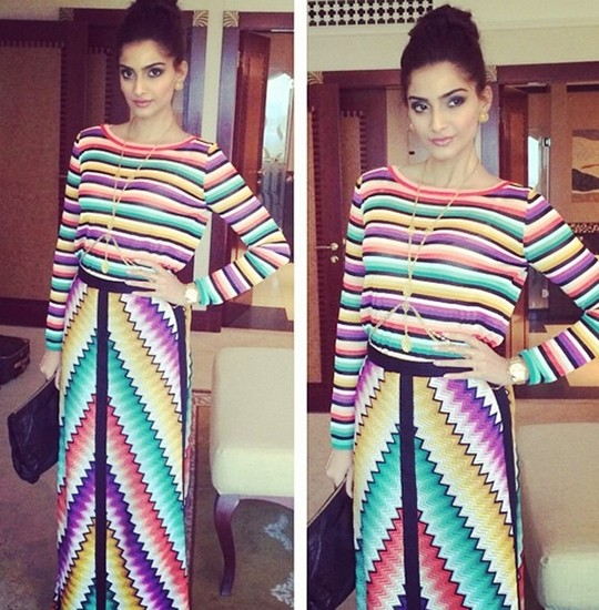 Sonam kapoor,sonam kapoor hairdo,sonam kapoor hair styles,sonam kapoor photos,sonam kapoor rare and unseen