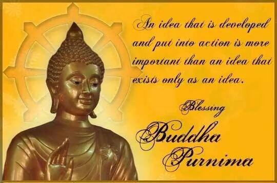 Buddha Purnima 2015: Why Is It Celebrated? Wishes To Send