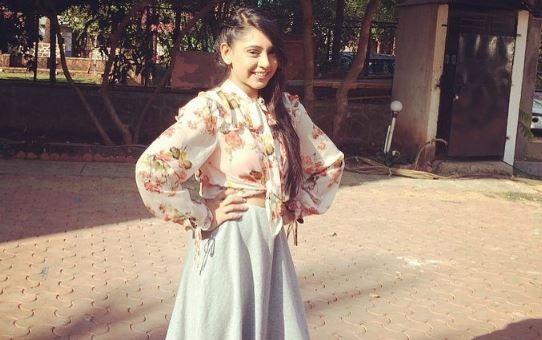 Has Niti Taylor found love? Pictured: Niti Taylor