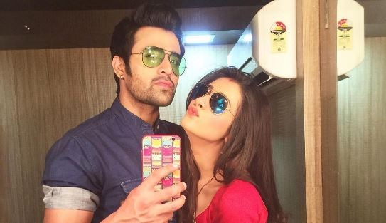 "Pearl V Puri to take an exit from ""Meri Saasu Maa."" Pictured: ""Meri Saasu Maa"" co-stars Pearl V Puri and Hiba Nawab."