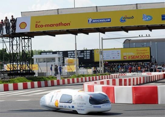 Shell Eco-Marathon Europe