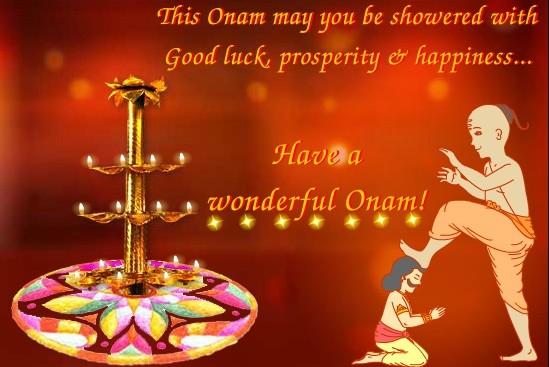Happy Onam 2016