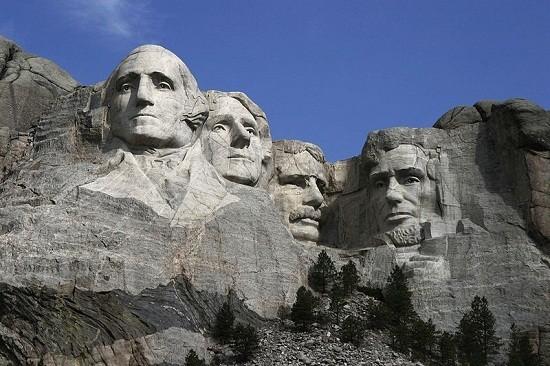 Mount Rushmore Monument/WikiCommons