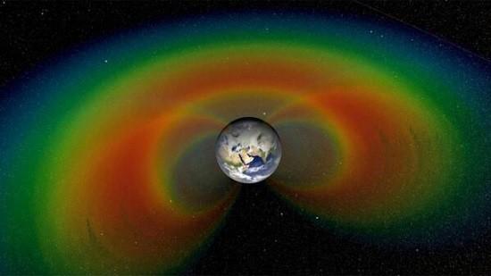 The Van Allen Belts/NASA