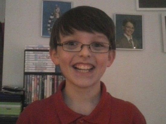 Colin,who will turn 11 on 9 March/Facebook