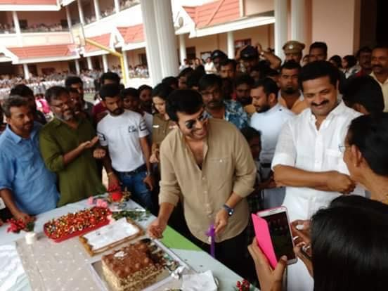 Mammootty birthday celebrations,mammookka birthday,mammootty birthday,mammootty 64th birthday