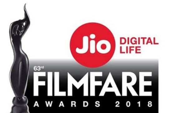 Jio Filmfare Awards 2018