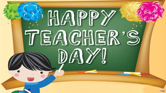 Happy Teachers' Day 2015
