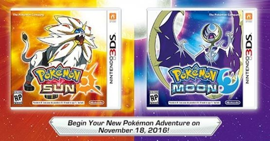 Pokemon Sun and Moon price and release date in India revealed