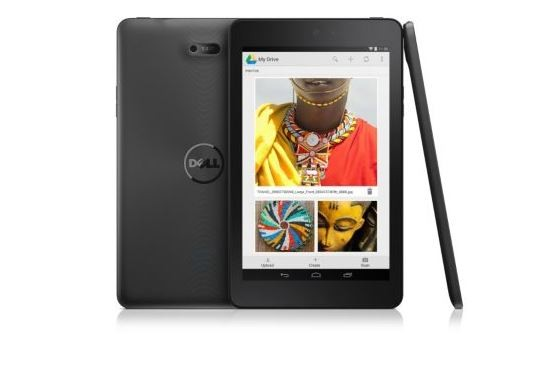 New Dell Venue 7, 8 Tablet Series with Android KitKat Released in India; Price, Specifications Details