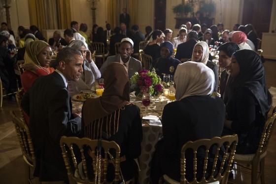 Barack Obama,Iftar Dinner,Iftar Dinner at White House,Ramadan Iftar Dinner,Barack Obama hosts Ramadan Iftar Dinner,Barack Obama hosts Ramadan Iftar Dinner at the White House,Barack Obama pics,Barack Obama images,Barack Obama stills,Barack Obama photos