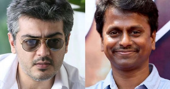 Ajith with AR Murugadoss