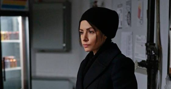 Sarah Shahi as Sameen Shaw in 'Person of Interest'