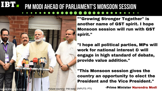 Monsoon session of Parliament begins today: Five issues that Opposition will raise to target govt