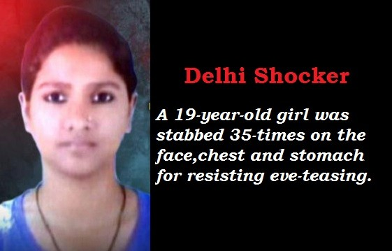 Meenakshi, a 11th class student was stabbed to death in Delhi.