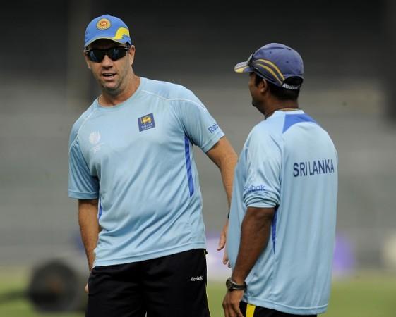 Stuart Law Mutthiah Muralitharan Sri Lanka