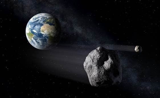 Asteroid (Representational Image)