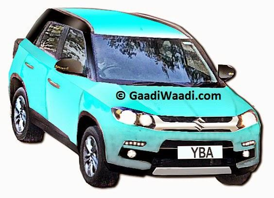Maruti Suzuki Compact SUV YBA Spied Testing in India; Expected Launch, Price, Feature Details