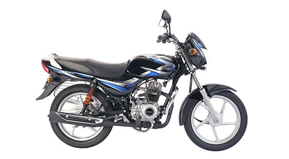 Bajaj launches new variants of Platina & CT100