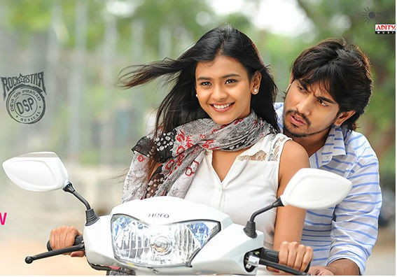 Hebah Patel and Raj Kiran in 'Kumari 21F'