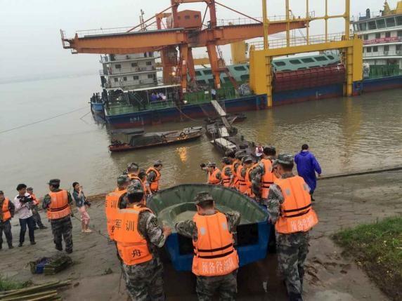 china ship capsize
