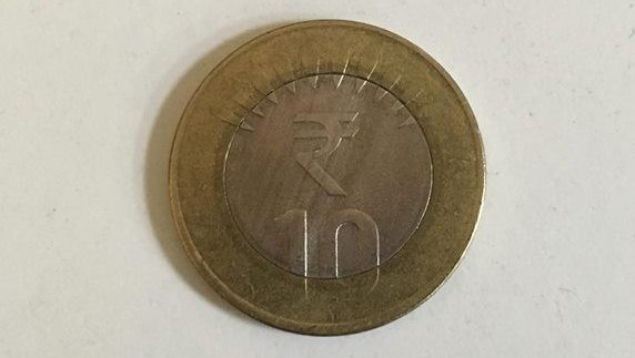 Rs 10 coin
