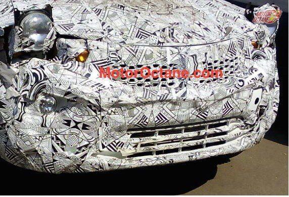 Tata Nexon (Osprey) front end