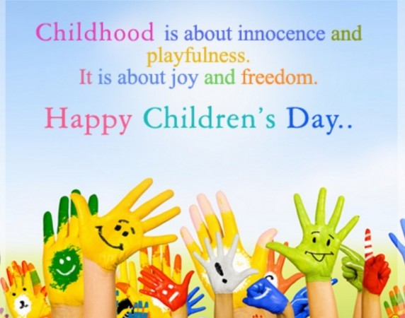 Happy Childrens Day..!!