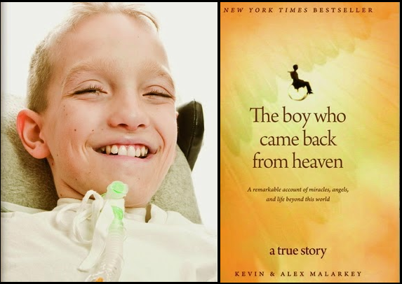 Alex Malarkey,who along with his father co-authored the book, The Boy Who Came Back from Heaven, earlier last week came forward and confessed that 'he made the whole thing up.'