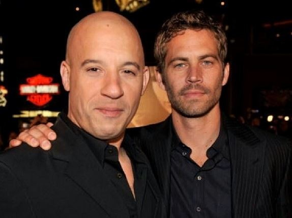 Vin Diesel mourns the death of his Fast & Furious co-star Paul Walker