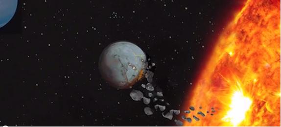 Astronomers Identify Sun-Like Stars that Eat Earth-Like Planets [Youtube Screenshot from Vanderbilt University]